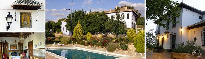rural farmhouse in Granada