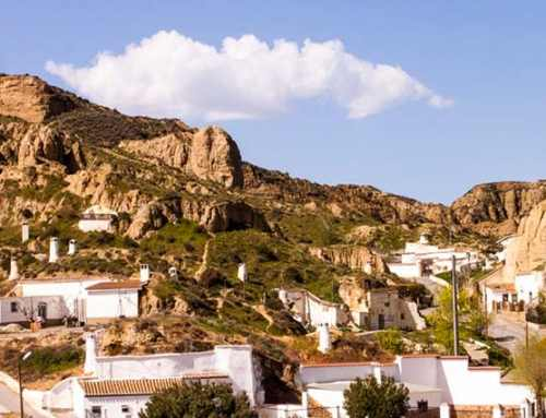 Routes throught Las Hoyas de Baza y Guadix