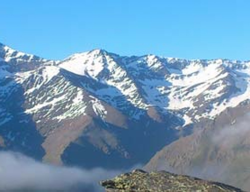 Natrural Areas in Andalucia, Granada, Sierra Nevada