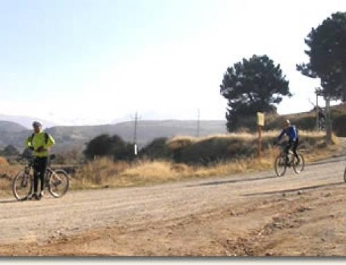 Bicicleta de Montaña por el Parque Nacional de Sierra Nevada.