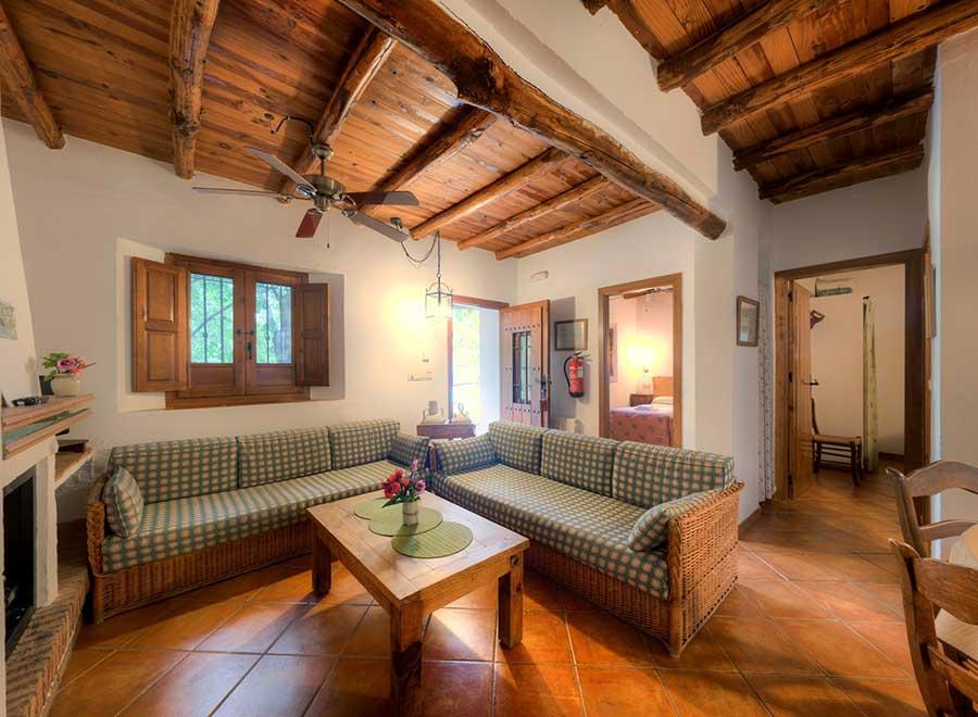 Casas Rurales en Granada - Cortijo Balzain