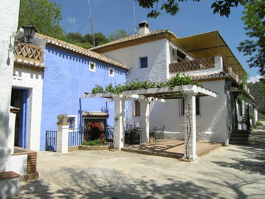 Casas rurales en granada cortijo balzain - Granada casa rural ...
