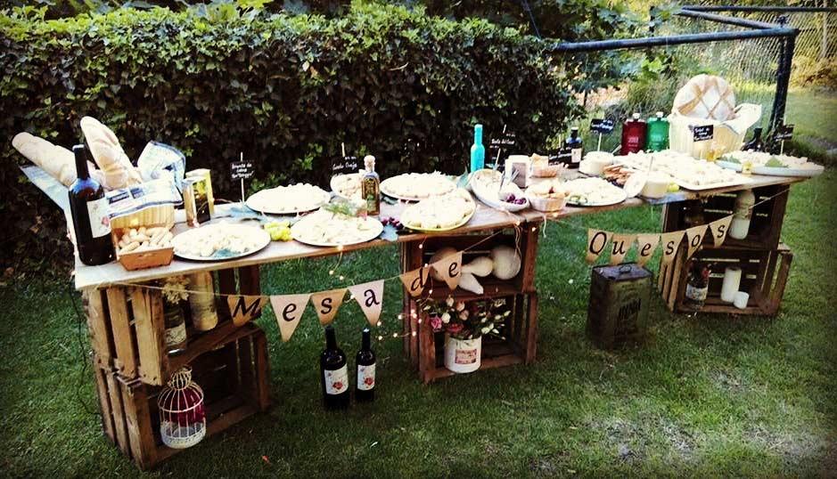 Celebraciones de bodas y eventos en granada for Decoracion jardin granada