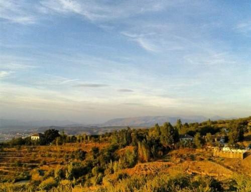 Ruta Cortijo Balzaín a Cumbres Verdes