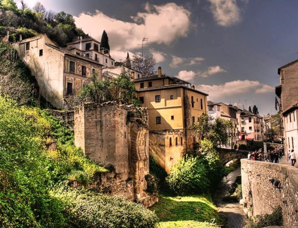 Un día en Granada (parte I)