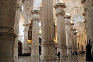 Interior de la Catedral de Granada