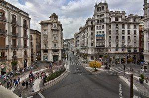 Puerta Real - Granada