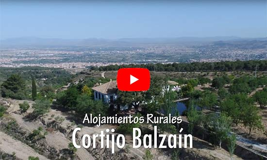video casas rurales Balzain