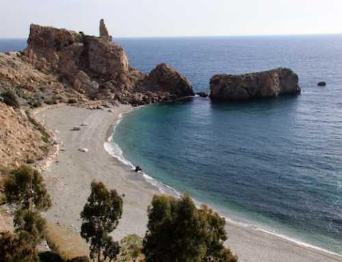Granada también tiene playas